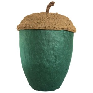 Acorn Design Biodegradable Cremation Ashes Urn – BRUNSWICK GREEN