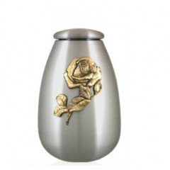 Pewter Adornment Urns