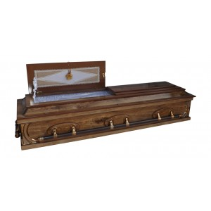 The Malmesbury Four Tier Casket - Expertly designed and manufactured in South Africa