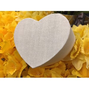 Autumn Gold Unity Heart Cremation Ashes Urn (Mini / Small / Infant / Child) – Choice of Colours.