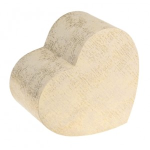 Biodegradable Cremation Ashes Urn (Unity Heart) – AUTUMN GOLD