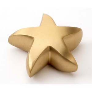 Star Keepsake Brass (UU430001A) Token Ashes