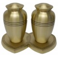 Companion Urns / Caskets (Designed for 2 people)