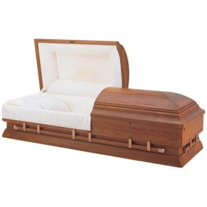 Albury Larger Size Casket. Outstanding Quality - Huge Savings