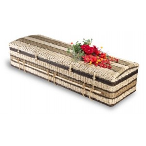 Premium Banana Imperial (Ebony Black) Casket. Please call for best prices