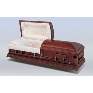 Henley Slim Line Casket. Exceptional Quality. Please call for best prices