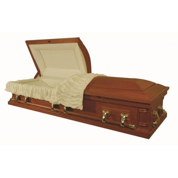 empty coffin - photo #9
