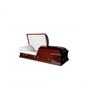 Mountain Cherry Casket. Half Price Savings