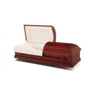 Clifton Casket. Tasteful Quality American Style Funeral Caskets - Suitable for Cremation
