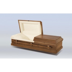 Newton Casket. - Suitable for Cremation - FREE Delivery
