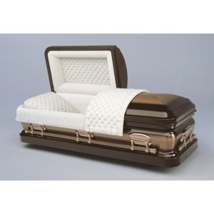 Star Quartz (16 Gauge Steel) American Style Casket - Please call for our best prices