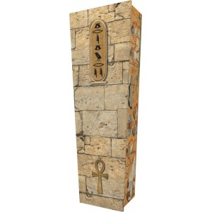 Ancient Egypt / Egyptian - Personalised Picture Coffin with Customised Design - Call for prices.