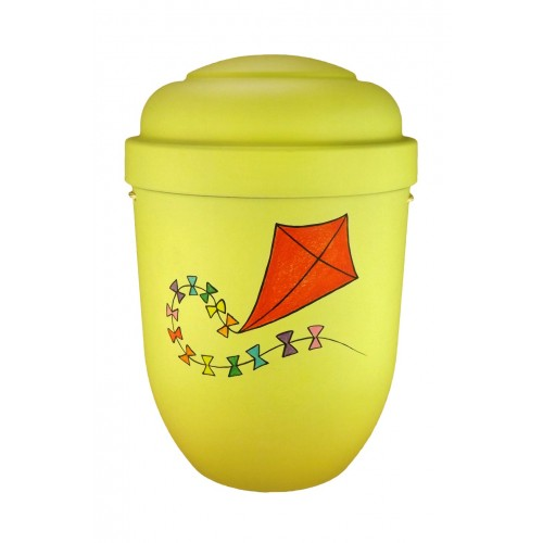 Cremation Ashes Urn (Children's / Boy / Girl / Child) - FLYING KITE