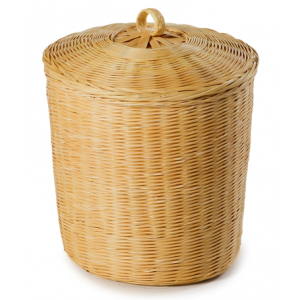Laurel Bamboo Ashes Casket. Eco Friendly Urns