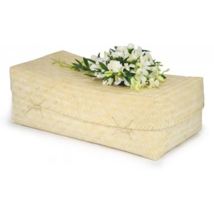 Baby, Infant & Child Bamboo Soft Caskets - Natural Endings