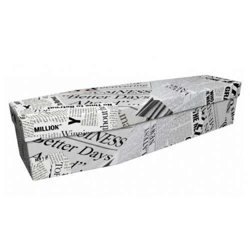 In the News – Abstract & Creative Design Picture Coffin