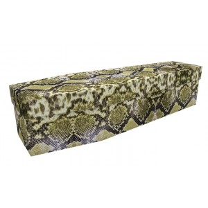 Reptile - Animal & Pet Design Picture Coffin