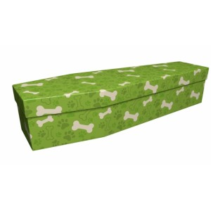 Barker & Bonehouse - Animal & Pet Design Picture Coffin