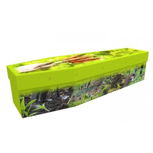 Vegetable Garden - Job & Lifestyle Design Picture Coffin