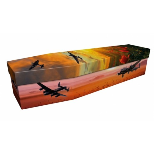 Let Your Dreams Take Flight - Job & Lifestyle Design Picture Coffin