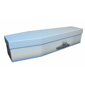 The Royal Navy - Job & Lifestyle Design Picture Coffin