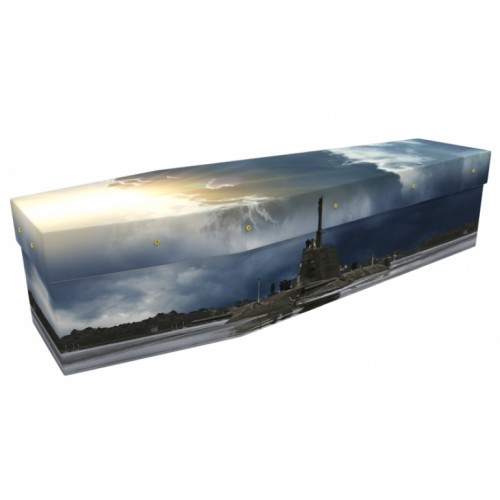 Dive Dive Dive ! (Royal Navy) - Job & Lifestyle Design Picture Coffin