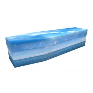 Ocean View - Landscape / Scenic Design Picture Coffin