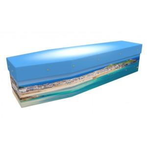 Cornwall Beach – Landscape / Scenic Design Picture Coffin