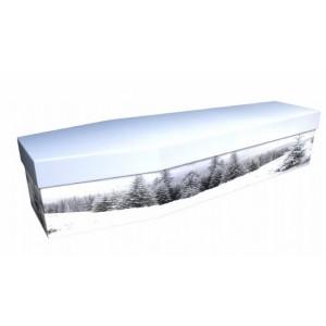 Let It Snow - Landscape / Scenic Design Picture Coffin