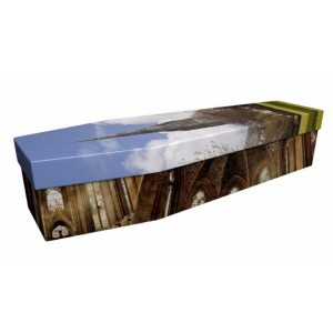 Spiritual Church - Landscape / Scenic Design Picture Coffin