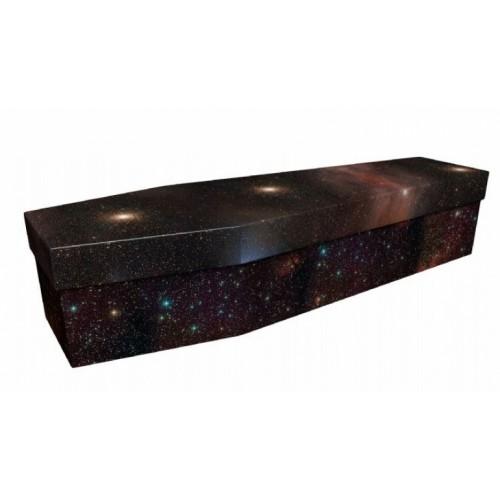 Shine like the Stars - Landscape / Scenic Design Picture Coffin
