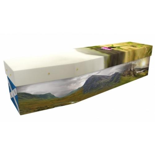 Bonnie Scotland - Landscape / Scenic Design Picture Coffin