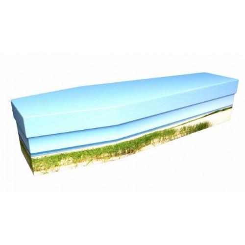 Sun, Sky, Sea & Sand - Landscape / Scenic Design Picture Coffin