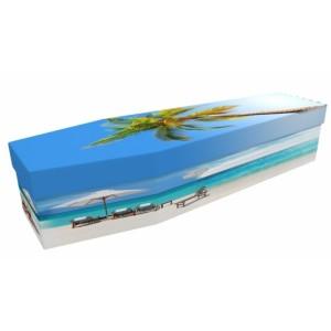 Good Times & Tan Lines - Landscape / Scenic Design Picture Coffin