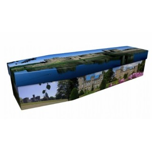 Historic Wales - Landscape / Scenic Design Picture Coffin