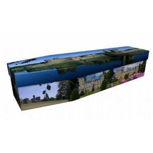 Historic Wales - Landscape / Scenic Design Picture Coffin
