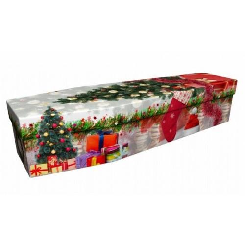 Christmas – Landscape / Scenic Design Picture Coffin