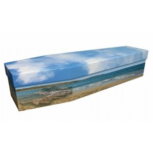Cornwall Beach – Landscape / Scenic Design Picture Coffin