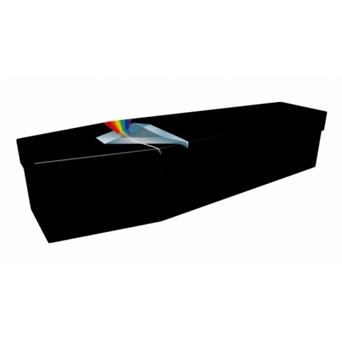 See you on...The Dark Side of the Moon – Lost in Music Design Picture Coffin