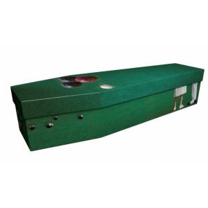 Bowlseye.. (Indoor Bowls) - Sports & Hobbies Design Picture Coffin
