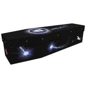 Magic - Sports & Hobbies Design Picture Coffin