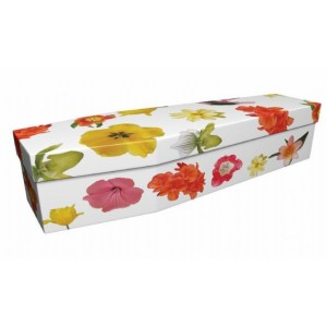 Your Own Design Picture Coffin - Personalised to your own specific requirements