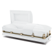 Diamond White Casket - Compare our Prices & Make the Savings