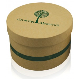 Growing Memories Wildflower Biodegradable Cremation Ashes Urn