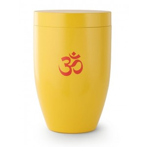 Contemporary OM Design Cremation Ashes Urn