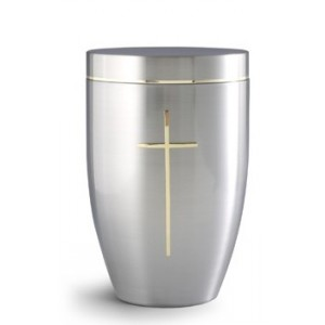 Stellar Range – CROSS DESIGN Steel Cremation Ashes Funeral Urn