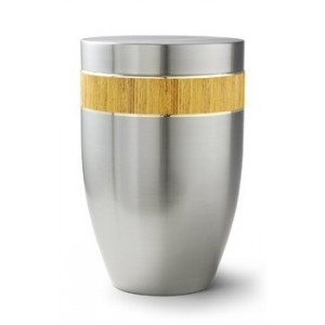 Stellar Range – PINE RIBBON DESIGN Steel Cremation Ashes Funeral Urn