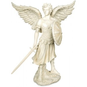 Archangel Michael Figurine