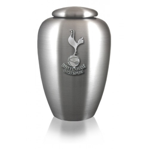 The Classic Pewter Football Urn