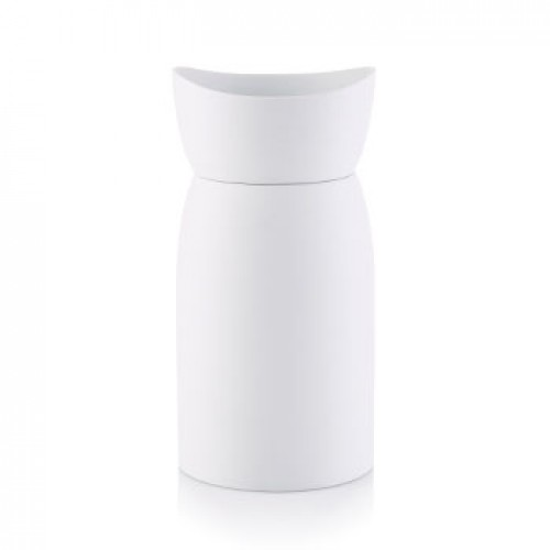 Porcelain Cremation Ashes Urn (Lightness & Tranquility)  - THE LIRA